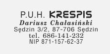 P.U.H. - zastosowanie skrótu przed nazwą firmy,