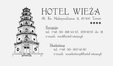i reklamowego ekskluzywnego hotelu.