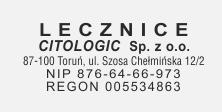 lecznicy w Toruniu - spółka z ograniczoną odpowiedzialnością,
